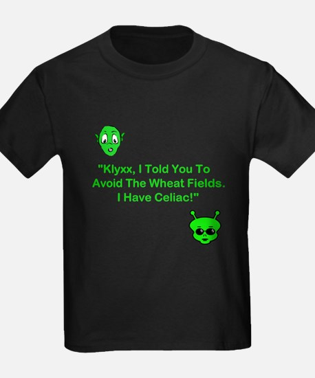 Klyxx, Avoid The Wheat! T