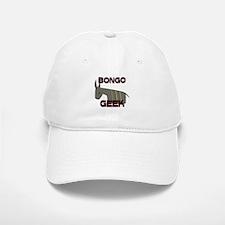 Bongo Geek Baseball Baseball Cap