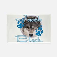 Jacob Black /5 Rectangle Magnet