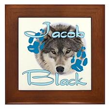 Jacob Black /5 Framed Tile
