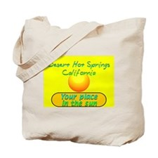 Your Place in the Sun Style # Tote Bag