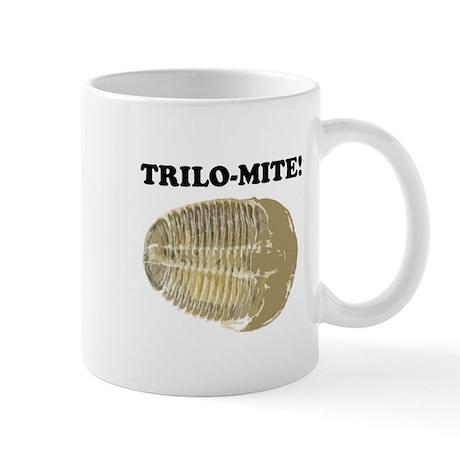 Trilo-mite! Mug