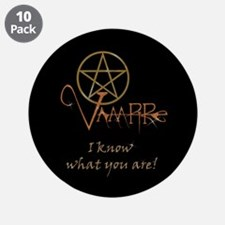 "Twilight Know What You Are 3.5"" Button (10 pack)"