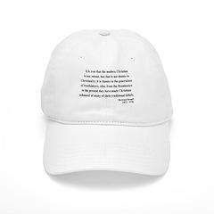 Bertrand Russell 14 Baseball Cap