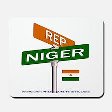 REP NIGER Mousepad