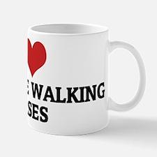 I Love Tennessee Walking Hors Mug