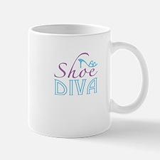 Shoe Diva Mug