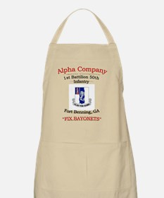 A co 1/50 inf BBQ Apron