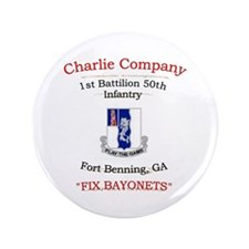 "C co 1/50 inf 3.5"" Button"