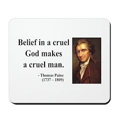 Thomas Paine 20 Mousepad