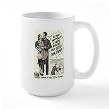 The Harder A Wife Works Mug