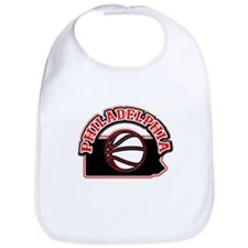 hiladelphia Basketball Bib