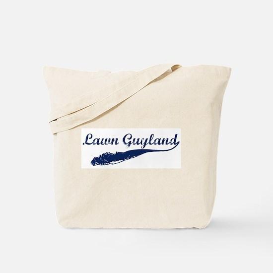 LAWN GUYLAND Tote Bag