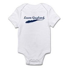 LAWN GUYLAND Infant Bodysuit