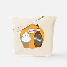 Ice Cream & Chocolate Tote Bag