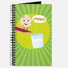 Milk and Cookie Journal