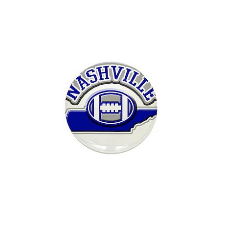 Nashville Football Mini Button (100 pack)