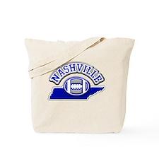 Nashville Football Tote Bag