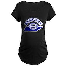 Nashville Football T-Shirt