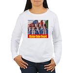 Shriner Color Guard Women's Long Sleeve T-Shirt