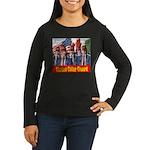 Shriner Color Guard Women's Long Sleeve Dark T-Shi