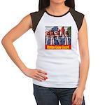 Shriner Color Guard Women's Cap Sleeve T-Shirt