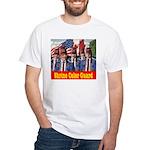 Shriner Color Guard White T-Shirt