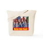 Shriner Color Guard Tote Bag
