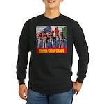 Shriner Color Guard Long Sleeve Dark T-Shirt