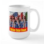 Shriner Color Guard Large Mug