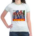 Shriner Color Guard Jr. Ringer T-Shirt