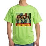 Shriner Color Guard Green T-Shirt