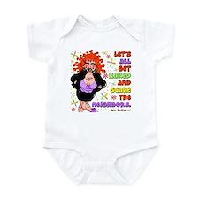 Let's Get Naked Infant Bodysuit