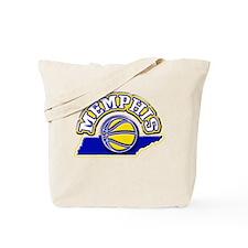 Memphis Basketball Tote Bag
