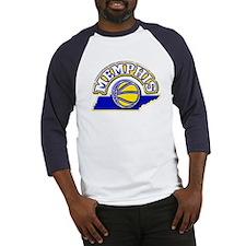 Memphis Basketball Baseball Jersey