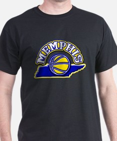 Memphis Basketball T-Shirt