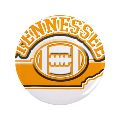 "Tennessee Football 3.5"" Button (100 pack)"