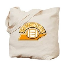 Tennessee Football Tote Bag