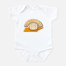 Tennessee Football Infant Bodysuit
