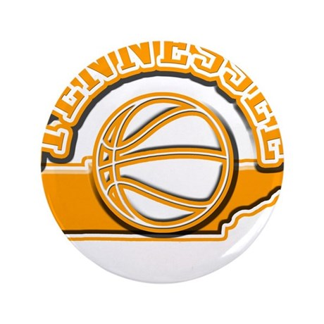 "Tennessee Basketball 3.5"" Button (100 pack)"