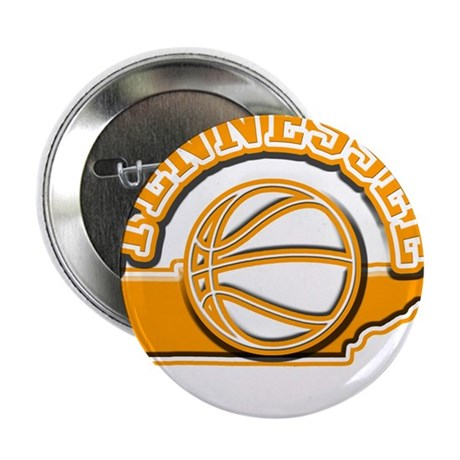 "Tennessee Basketball 2.25"" Button"