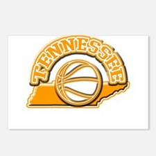 Tennessee Basketball Postcards (Package of 8)