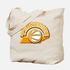 Tennessee Basketball Tote Bag