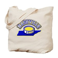 Nashville Hockey Tote Bag