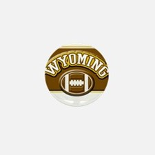 Wyoming Football Mini Button (10 pack)