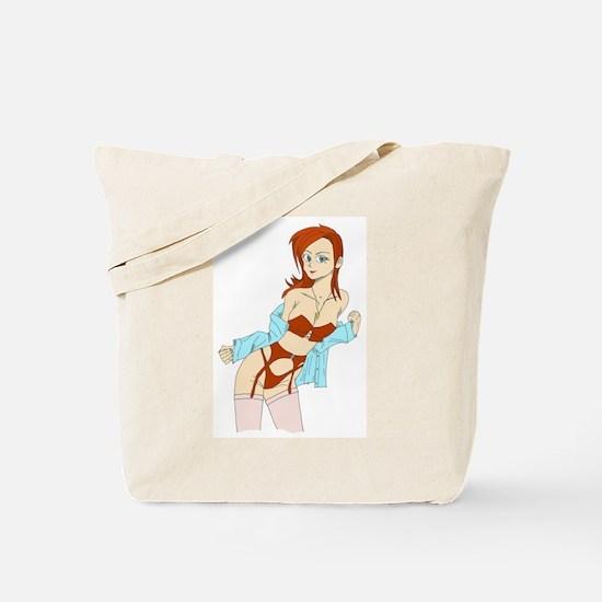 Seduction Tote Bag