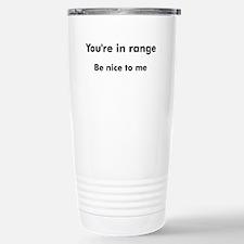 Cute Sig Travel Mug