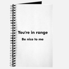 Cute Gun Journal