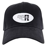 Thomas Jefferson 9 Black Cap