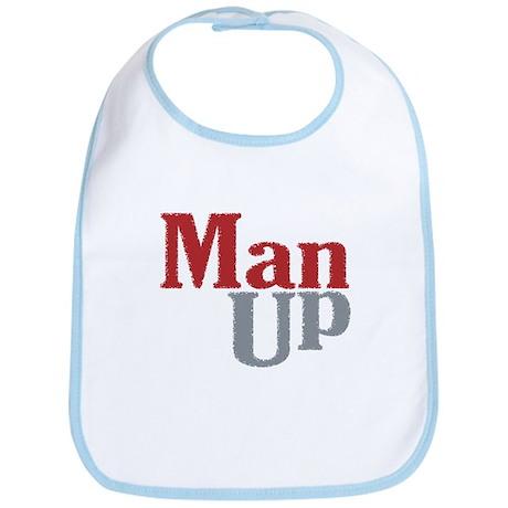 Man Up Bib